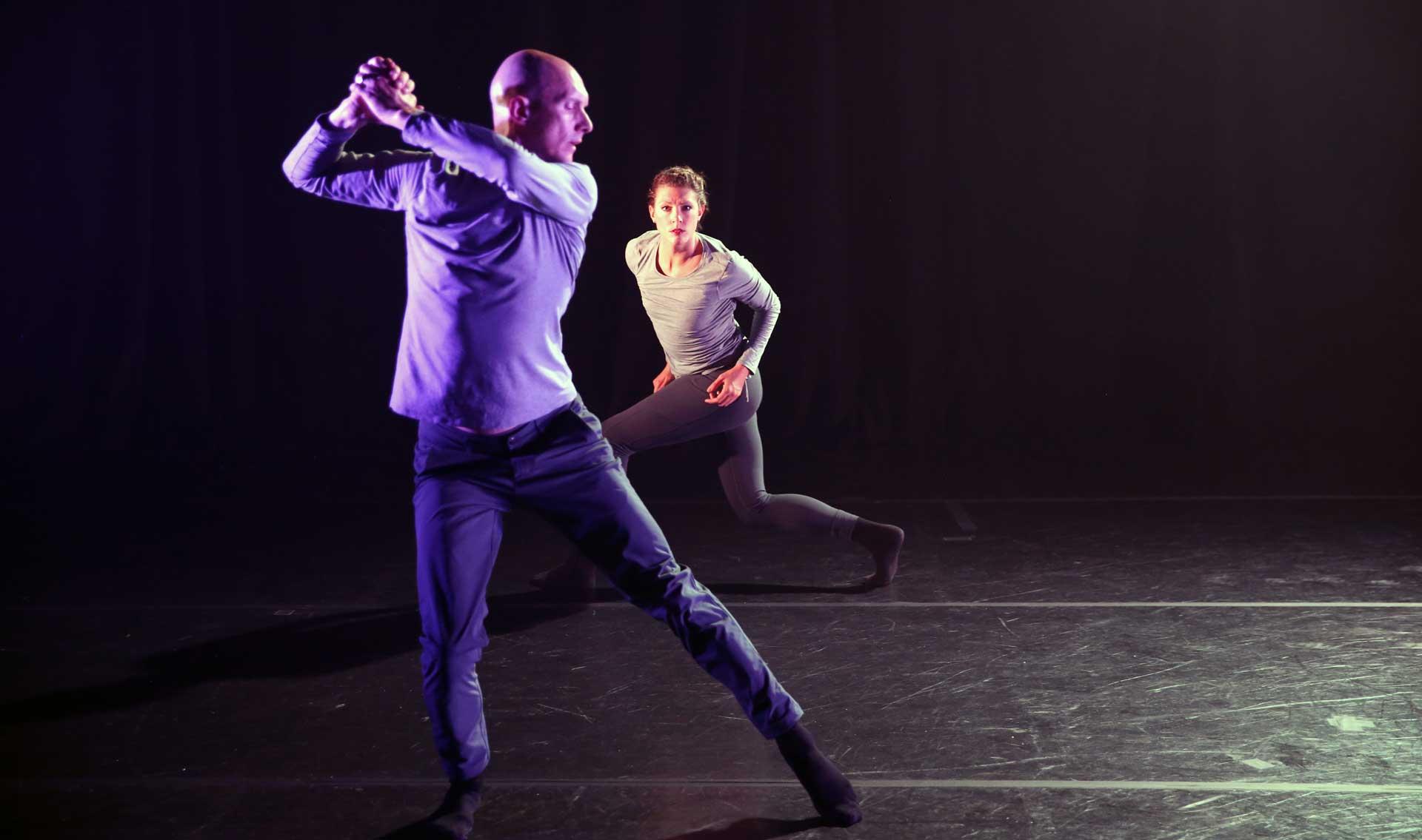 VERTICAL MIGRATION EXPERIMENT Lemon Sponge Cake Contemporary Ballet