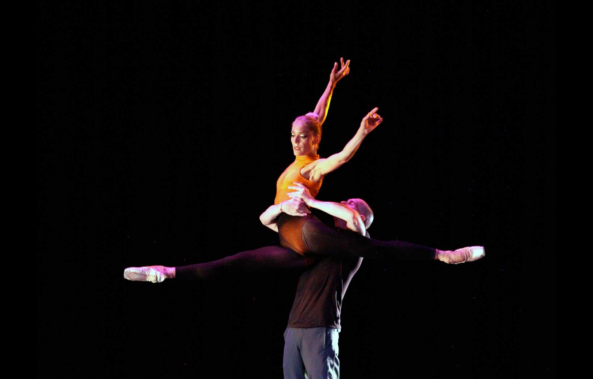 Bach 260 Robert Sher-Machherndl + Minna Tervamaki  Lemon Sponge Cake Contemporary Ballet