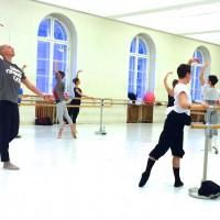Vienna State Ballet Class