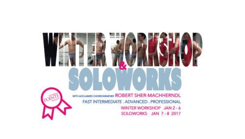 Winter Workshop 2017 - One Week Contemporary Ballet Training
