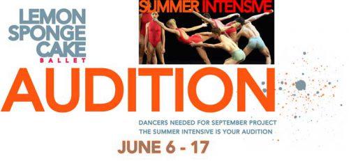 Audition Summer Intensive