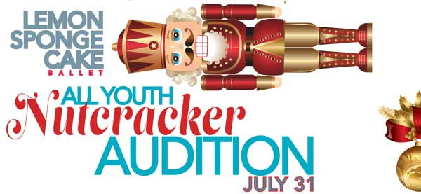 ALL YOUTH NUTCRACKER AUDITION