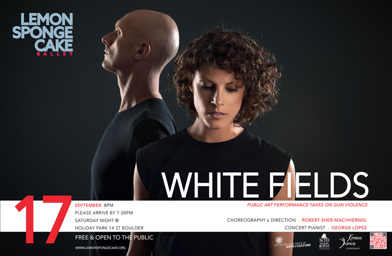 WHITE FIELDS - WORLD PREMIERE