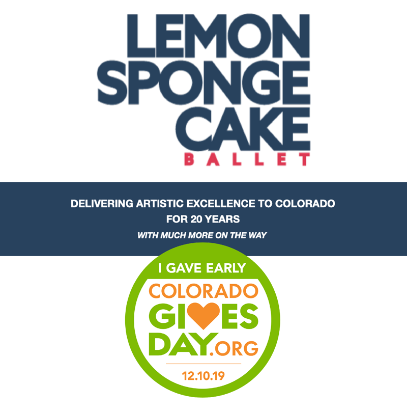 Lemon Sponge Cake Colorado Gives